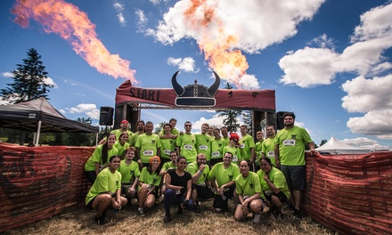 $45 for an Obstacle-Race Entry from Warrior Dash on Sunday, September 7 ($90 Value)