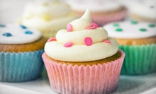 Cupcakes, Cake, and Ice Cream at The Cakery at King Farm (Half Off). Two Options Available.