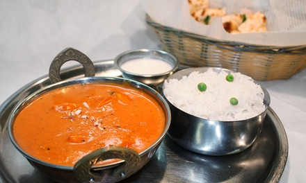 Himalayan Food at Kathmandu Cafe (Up to 43% Off). Two Options Available.