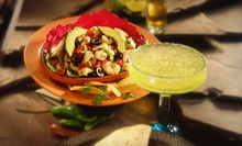 Mexican Dinner with Margaritas for One, Two, or Four at 3 Amigos Mexican Bar & Grill (Up to 57% Off)