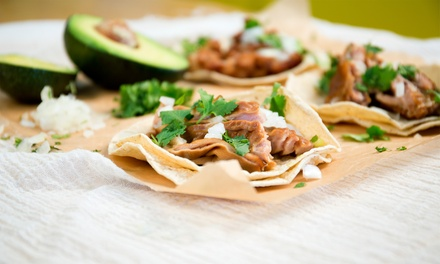 $13 for $20 Worth of Mexican Food at El Granjero Mexican Grill