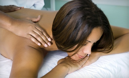 60- or 90-Minute Massage at Blue Ridge Chiropractic (53% Off)
