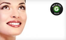 $95 for 60-Minute In-Office Laser Teeth-Whitening Treatment from DaVinci Teeth Whitening ($317 Value)