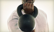10 or 20 Kettlebell Classes at Element 5 Fitness (Up to 90% Off)