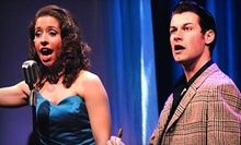 "Pittsburgh CLO Presents ""Side by Side by Sondheim"" at Cabaret at Theatre Square (Up to Half Off). Six Dates Available."