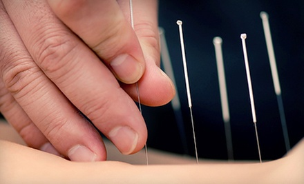 One or Two One-Hour Acupuncture Treatments with an Initial Consultation at Awakening Acupuncture (Up to 55% Off)