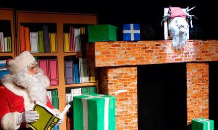 Teatro Turim — Benfica:bilhete para o espetáculo infantil 'O Dia em Que Quase Não Houve Natal' por 5€