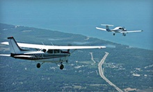$109 for Introductory Flight Lesson from Flight 101 ($200 Value)