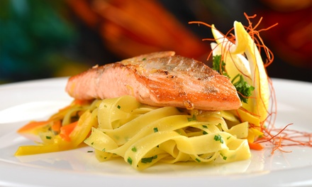 Dinner for Two or Four at Roberts Riverwalk Hotel Bistro & Bar (Up to 47% Off)