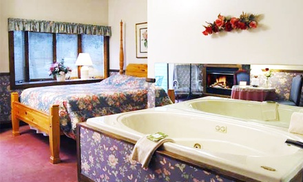 Groupon Deal: $99 for 1-Night Stay for Two at Afton House Inn in Afton (Up to 50% Off)