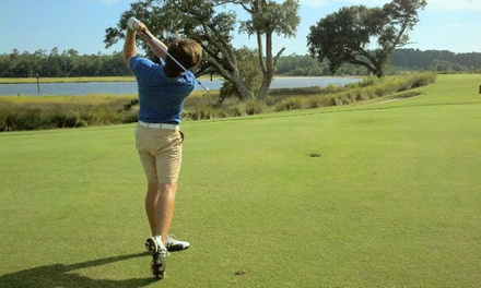 1 or 3 Private Golf Lessons with Optional On-Course Instruction at Riley Kurtz Academy of Golf (Up to 64% Off)