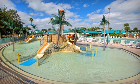 Stay at International Palms Resort &amp; Conference Center Cocoa Beach in Florida