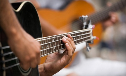 Two or Four Half-Hour Music or Voice Lessons at Infuzion (Up to 57% Off)
