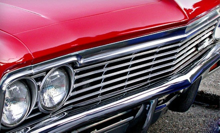 Three Deluxe or The Works Car Washes or Three The Works Washes with One Oil Change at Juanita Firs 76 (Up to 54% Off)