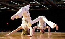 Three or Six Capoeira Classes at Capoeira Ach Brasil Calgary (Up to 68% Off)
