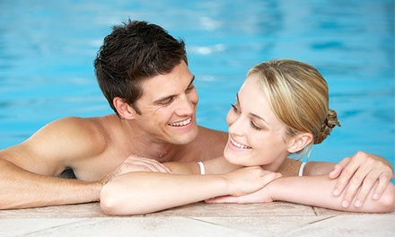 Água Hotels Vale da Lapa Spa — Carvoeiro: circuito de spa com opção de massagem de relaxamento para dois desde 24,90€