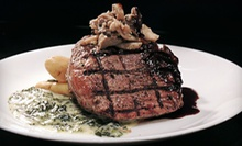 $25 for $50 Worth of Steak and Seafood at Grille 700 at the Baltimore Marriott Waterfront
