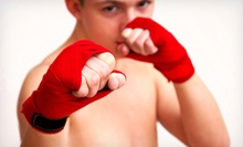 $58 for One Month of Unlimited Martial Arts Classes at Cervizzi's Martial Arts Academy ($159 Value)