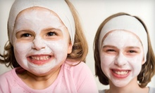 $199 for a Mobile Spa Party for Up to 20 Kids from Canary Crystal Salon and Spa ($500 Value)