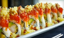 $10 for $20 Toward Japanese Dinner at Sushi Zen Bistro 