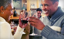 Wine-Tasting Package for Two or Four with Souvenir Wineglasses at The Cooper's Oak Winery (Up to 55% Off)