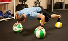 $134 for $297 Worth of Conditioning at Movement Fitness