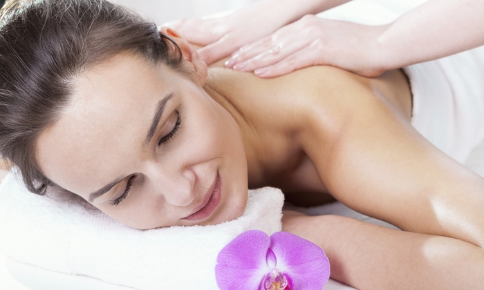Ebullience - Port Elizabeth: Massage (R112) with Pedicure (R140) and Reflexology (R153) at Ebullience (Up to 70% Off)