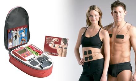 Eletroestimulador muscular Maxitrainer da Gymform por 219€