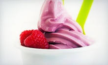 $10 for Seven Small Shaved-Ice Desserts at Tutti Frutti Frozen Yogurt ($21 Value)