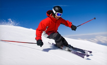 Winter-Sports Equipment or Rental at Hunterdon Ski and Snowboard (Up to 55% Off). Four Options Available.