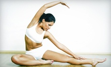 10 or 20 Yoga and Fitness Classes at Training to the Third Power (Up to 73% Off)