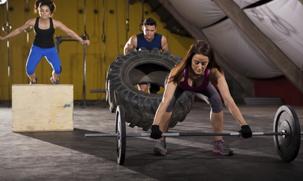 Beginners' CrossFit Packages at CrossFit Motivate (Up to 74% Off). Two Options Available.