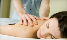 60- or 90-Minute Swedish Back Massage or a 50-Minute Pampering Package at A Better You Health Spa (Up to 64% Off)