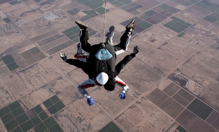 One Tandem Skydiving Jump at Skydive Cleveland (50% Off)