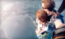 Tandem Skydive for One, Two, or Four with Photo Package from Skydive Lake Wawasee (Up to 47% Off)