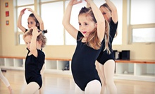 Four-Week Children's Dance Class in September at Kings Park Dance Center (Up to 71% Off). Two Options Available.