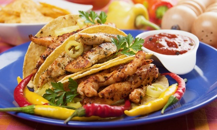 $11 for $20 Worth of Mexican Food for Takeout or Delivery from Fajita Depot