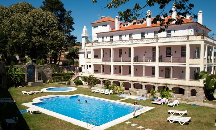 Hotel Rural Mira Serra — Abrunhosa-a-Velha: 2-3 noites para dois com pequeno-almoço e oferta de boas-vindas desde 59€