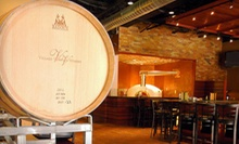 American Fare and Drinks at Village Vintner Winery &amp; Brewery (Up to 53% Off). Two Options Available.