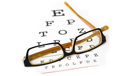 Eye Exam with Optional Contact-Lens Exam at Visionista Eye Care (Up to 61% Off)