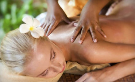Deep-Tissue, Stress Buster, or Reflexology Massage at Mr. Earl&#x27;s Massage Therapy Center for Health &amp; Wellness (51% Off)
