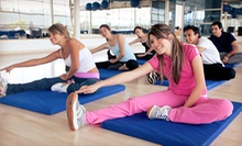 10 or 20 Group Fitness Classes at Healing Crown 2 Toe (Up to 73% Off)