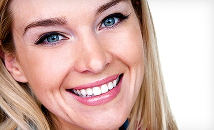 One or Two Laser Teeth-Whitening Treatments at Skin Embrace Medical Spa and Laser Center (Up to 64% Off)