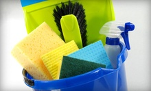One or Three Three- or Five-Hour Housecleaning Sessions from MaidPro (Up to 56% Off)