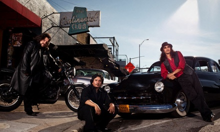 Los Lonely Boys at House of Blues Houston on July 17, at 8 p.m. (Up to 42% Off)
