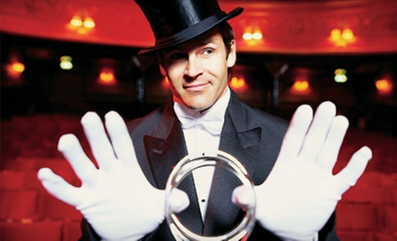 Magic Show for Two or Four, Private Magic Lesson, or $15 for $30 Worth of Magic Supplies at Rogue Magic and Funshop