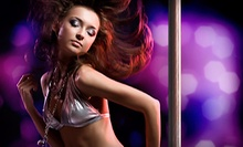 5 or 10 Pole-Dance Classes or a Private Bachelorette Party at Pole'iticians Fitness Studio (Up to 78% Off)
