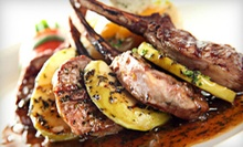 Mediterranean-Inspired Dinner Fare for Two or Four at Majid's St. Matthews (Up to 51% Off)