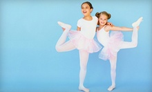 5 or 10 Children's Dance or Gymnastics Classes at Tumble Wee & Dance (Up to 59% Off)