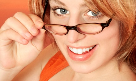 $45 for Comprehensive Eye Exam and $100 Toward Prescription Eyewear at EyeMazing Optical ($179 Value)